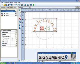 Software Signumeric8 3